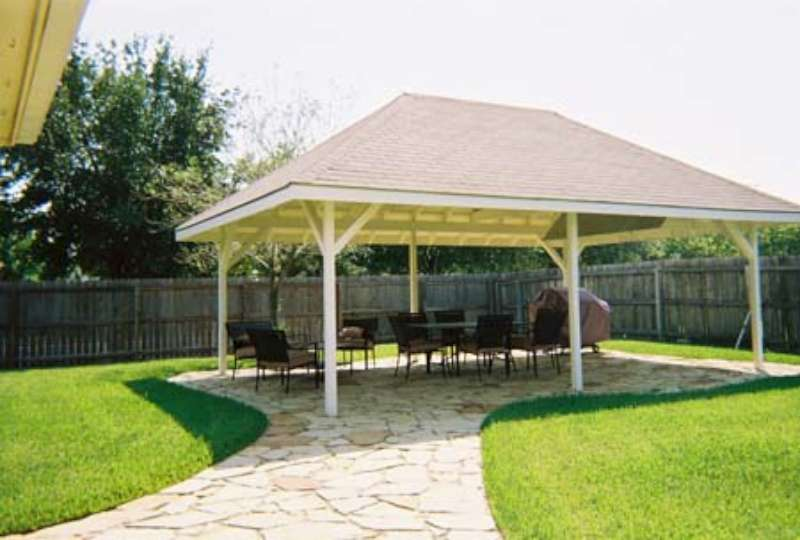 wood carports photos - photo #40